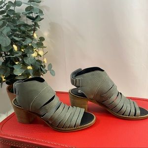 Sbicca Vintage Collection Sandal Booties